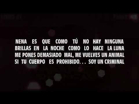 Maikel DeLaCalle - Mi Nena (Lyrics/Letra)