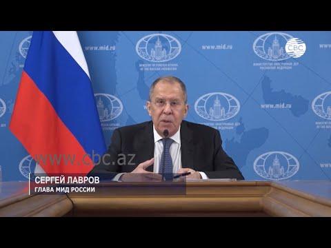 Сергей Лавров: «По этой части проблемы есть у армян»