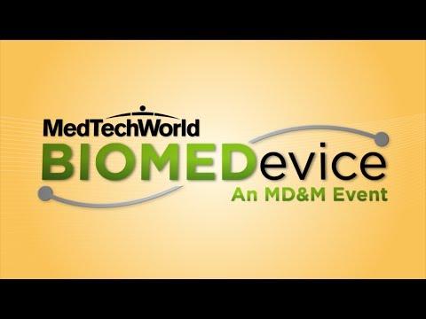 2014 BIOMEDevice San Jose MedTech Event