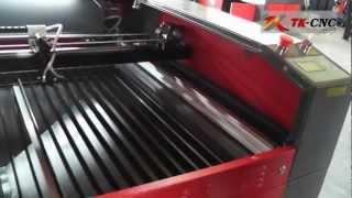 1290 100W laser cutting machine , China laser machine