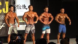 【超速報】プロが誕生!フィジーク オーバーオール!IFBB PRO LEAGUE × NPCJ
