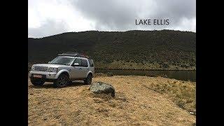 Kenyan Adventure Ep21 Part1 - Chogoria Route to Lake Ellis Mount Kenya