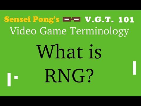 What Is RNG? A Lesson for Gamers