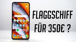 Viel Licht & etwas Schatten: Xiaomi Poco F3 Review (Deutsch)