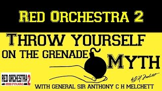 Red Orchestra 2- Throw Yourself on the Grenade MYTH