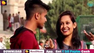 Kiss Dogi Yea Number? Prank On Girl's - Comment Trolling | Pranks In India || WTF News