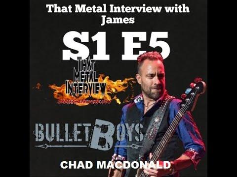 That Metal Interview Chad MacDonald S1 E5