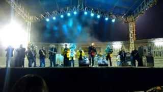 Concierto Rogelio Martinez en las fiestas de La Huerta, Jalisco 2012
