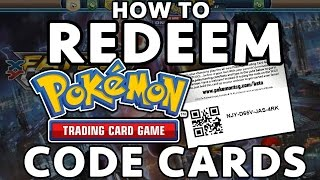 How to Redeem Pokemon Codes on any device!! (2017-2018 UPDATE!!)
