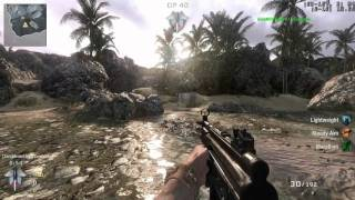 Call of Duty Black Ops - GoneMOD 0.1 - Ambient Sound Removal Comparison