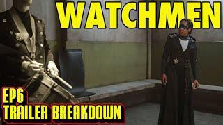 Watchmen Episode 6 Trailer Breakdown | HBO | Season 1 Theories