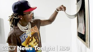 Young Thug Paintings & Obamacare Under Fire: VICE News Tonight Full Episode (HBO)