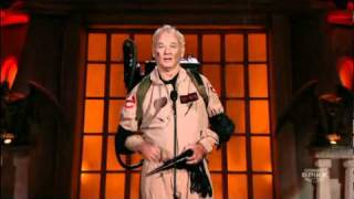 Bill Murray's Acceptance Speech: Scream Awards 2010