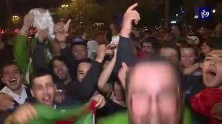 فرنسا.. شغب خلال احتفالات لجماهير المنتخب الجزائري - (15-7-2019)