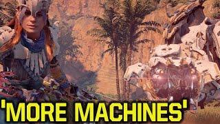 Horizon Zero Dawn 2 - Guerrilla Games SHARES GOALS & hints UPCOMING UPDATES (Horizon Zero Dawn DLC)