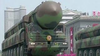 Hawaii North Korea Nuke Concerns Expressed To White House (Apr. 17, 2017)