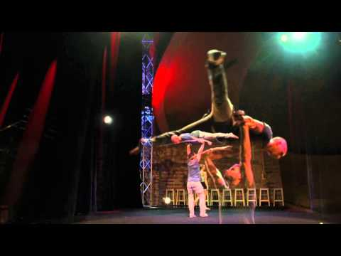 Trio Vertigo l Circus Artists l Hand to hand