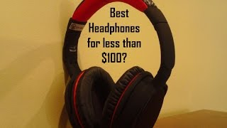 Video Ausdom ANC 7 Headphone Review - Best Headphones for Less Than $100? download MP3, 3GP, MP4, WEBM, AVI, FLV Juli 2018