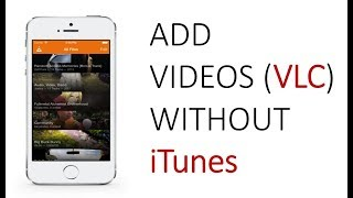 How to Add Videos in VLC in iPhone Without Using Itunes screenshot 3