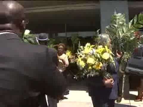 Ray ray's funeral