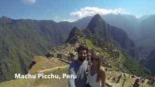 Backpacking South America Gopro