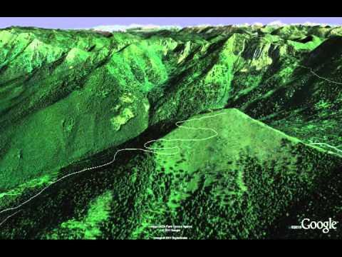 Jewel Basin Tracklog