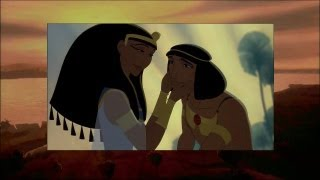 The Prince Of Egypt - All I Ever Wanted + Queen