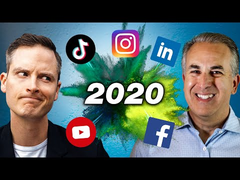 3 Social Media Trends YOU Need to Know for 2020