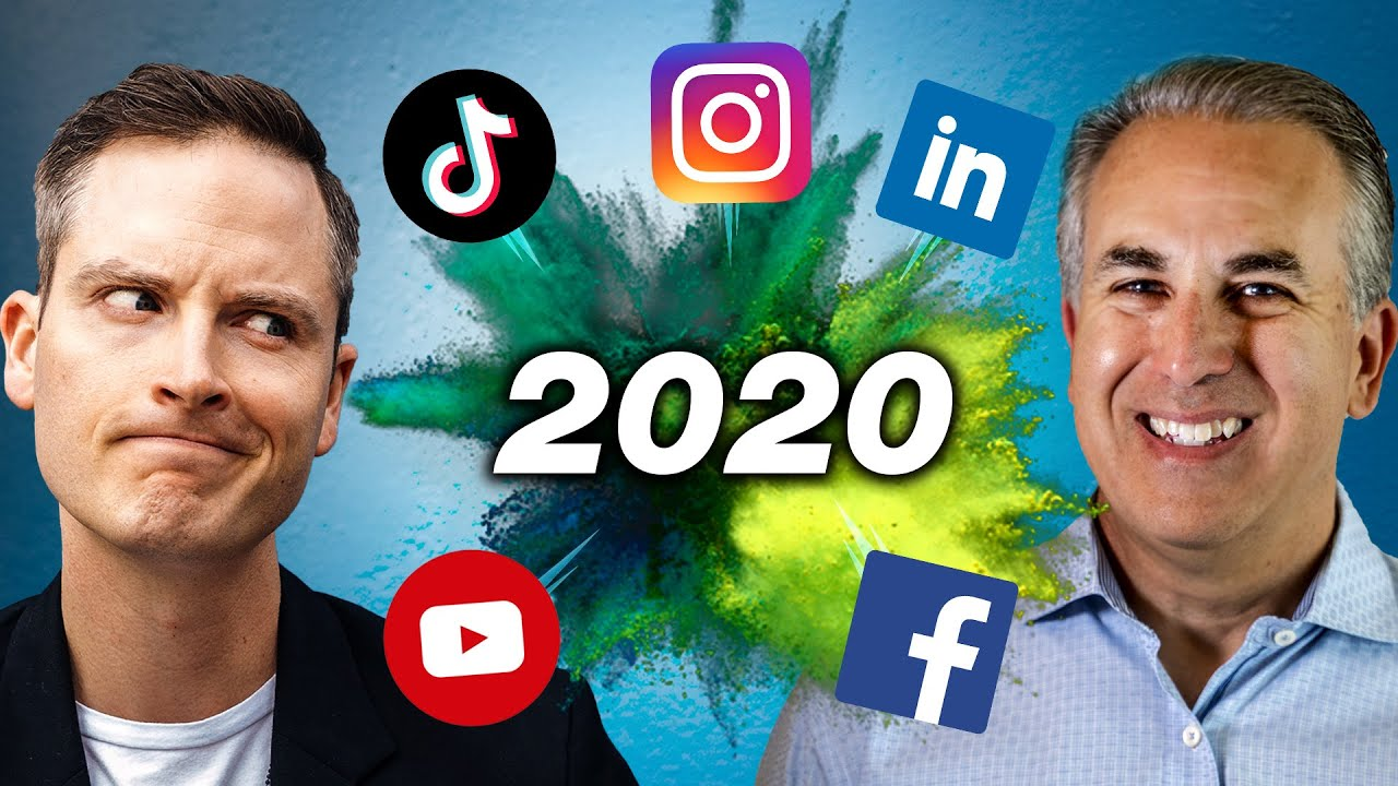 2020 Social Media Trends.3 Social Media Trends You Need To Know For 2020