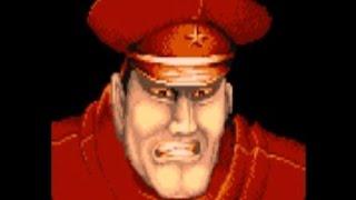 スト2++ 格闘王ベガ様