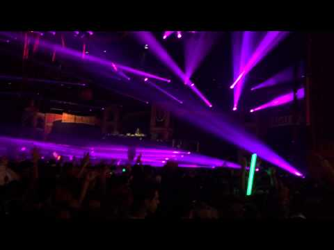 Dillon Francis Live at Freaknight 2014 - Seattle, WA - Halloween Night