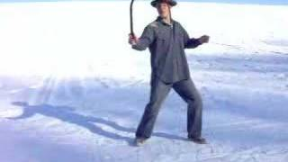 Bullwhip Cracking: The Volley