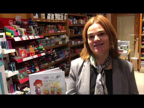 Rita Piedrafita abre el Salón del Libro de Zaragoza