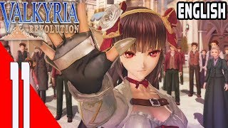 Valkyria Revolution - Walkthrough Part 11 - Chapter 10 A New Dawn -English- No Commentary