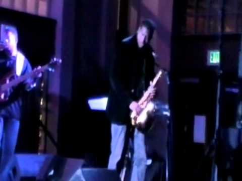 """Pieces of a Dream's Tony Watson Jr. on """"Anywhere You Are"""" at the Ritz Theater. VIDEO_TS.avi"""
