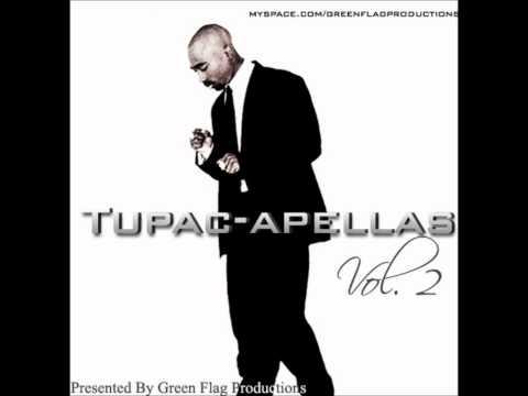 2Pac - Got My Mind Made Up *Rare Acapella*