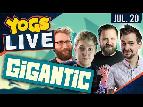 GIGANTIC w/ Lewis, Martyn, Turps, Tom & Solidarity - 20th July 2017