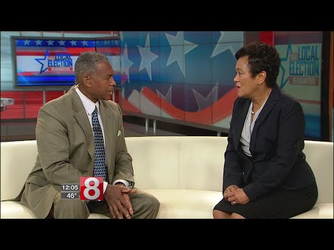 New Haven Mayor Harp outlines next steps for the city