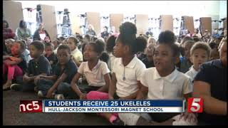 Baixar News Channel 5 Coverage #2: Ukedelics Performing at Jackson-Hull