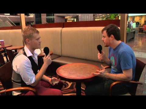 """Drinking Buddies"" Joe Swanberg Interview"