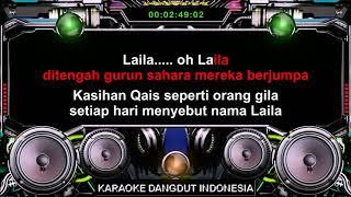 QAIS DAN LAILA - Jhony Iskandar /New HD Bass Boosted