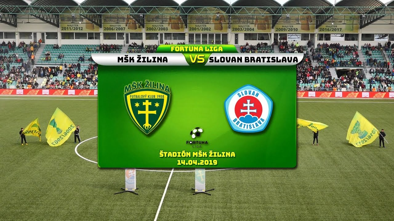 7d44fa206f MŠK Žilina - ŠK Slovan Bratislava 0 3 (0 2) - YouTube