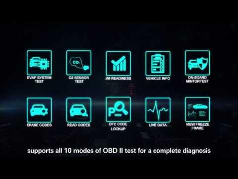 LAUNCH X431 V Creader CR619 airbag ABS SRS Diagnostic Tool Code Reader Scanner