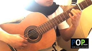 Dream A Little Dream of Me - Ella Fitzgerald (solo guitar cover)