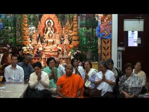 Kathina Wat Krang 2557
