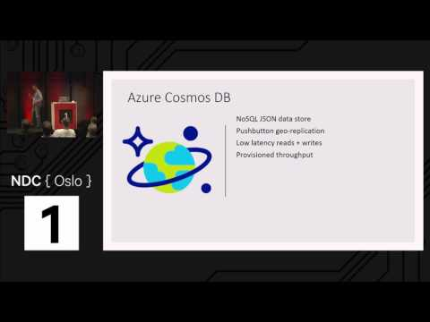 Azure Cosmos DB - The Best NoSQL Database You're Probably Not Using (Yet) - Josh Lane