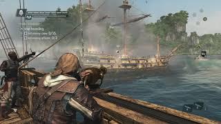 Assassin's Creed IV Black Flag playthrough pt5