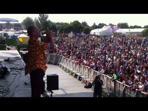FAT & FRANTIC Main stage Greenbelt 2013  BRIAN !!!!