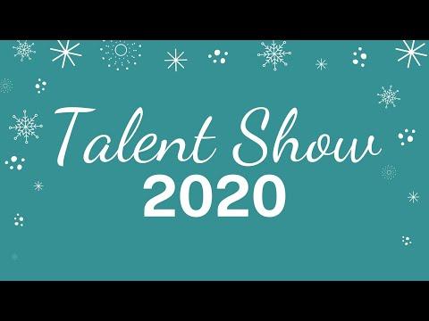 2020 Elementary Talent Show | West Florida Baptist Academy