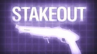 Stakeout - Black Ops Multiplayer Weapon Guide